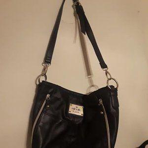 Nicole Miller Pocketbook Leather